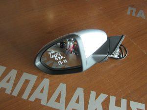 VW Golf 7 2013-2017 καθρέπτης αριστερός ηλεκτρικός 6 καλώδια ασημί