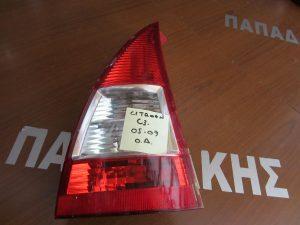 Citroen C3 2005-2009 πίσω δεξιό φανάρι