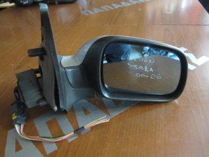 Citroen Xsara 2000-2006 δεξιός καθρεπτης ηλετρικός ασημί