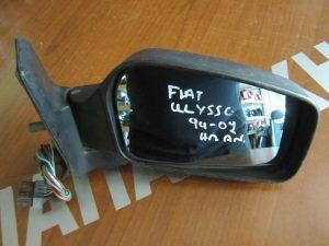 Fiat Ulysse 1994-2002 δεξιός καθρεπτης ηλεκτρικά ανακλινόμενος άβαφος