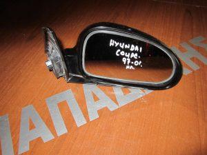 Hyundai Coupe 1997-2001 δεξιός ηλεκτρικός καθρέπτης μαύρος