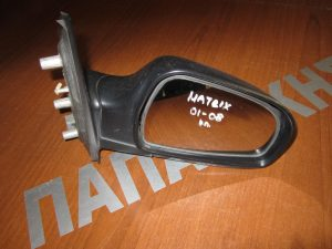 Hyundai Matrix 2001-2008 δεξιός ηλεκτρικός καθρέπτης άβαφος