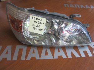 Lexus IS 200 1998-2005 εμπρός δεξιό φανάρι