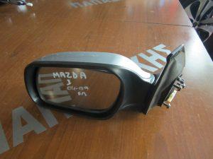 Mazda 3 2004-2009 αριστερός ηλεκτρικός καθρέπτης ασημί