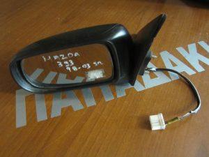 Mazda 323 1998-2003 αριστερός ηλεκτρικός καθρέπτης άβαφος 5θυρο