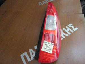 Mitsubishi Colt 2004-2008 πίσω δεξιό φανάρι 5θυρο