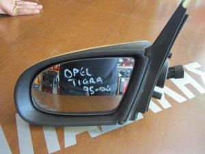 Opel Tigra 1995-2004 αριστερός ηλεκτρικός καθρέπτης κίτρινος