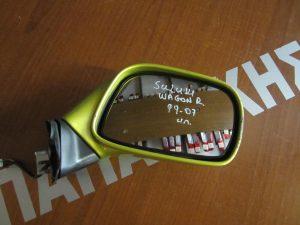 Suzuki Wagon R 1999-2007 δεξιός ηλεκτρικός καθρέπτης χρυσαφί