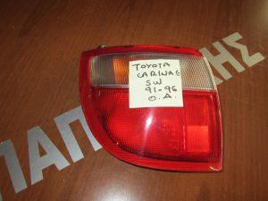 Toyota Carina E 1996-2001 πίσω αριστερό φανάρι Station Wagon