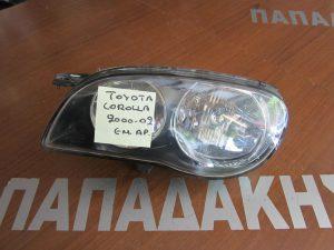 Toyota Corolla 2000-2002 εμπρός αριστερό φανάρι