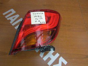 Toyota Yaris 2014-2017 πίσω δεξιό φανάρι LED