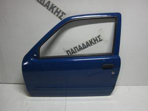 Fiat Seicento 1998-2007 πόρτα αριστερή μπλε