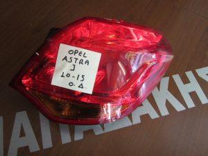 Opel Astra J 2010-2015 πίσω φανάρι δεξιό 5θυρο