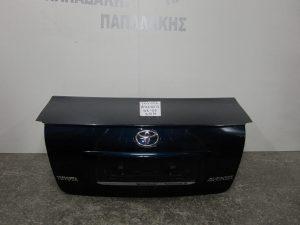 Toyota Avensis 2003-2009 μπαγκάζ μπλε
