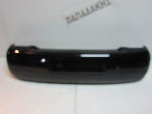 VW Lupo 1998-2005 προφυλακτήρας πίσω μαύρος