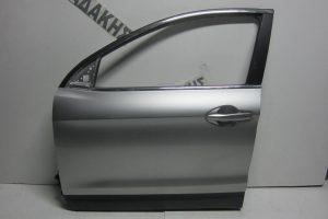 Nissan Qashqai 2013-2017 πόρτα εμπρός αριστερή ασημί