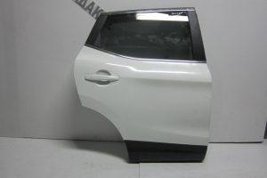 Nissan Qashqai 2013-2017 πόρτα πίσω δεξιά άσπρη