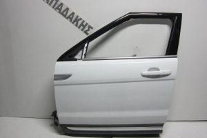 Range Rover Evoque 2011-2017 πόρτα εμπρός αριστερή άσπρη