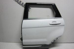 Range Rover Evoque 2011-2017 πόρτα πίσω αριστερή άσπρη