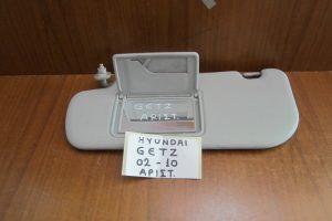 Hyundai Getz 2002-2010 αλεξήλιο αριστερό