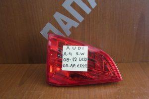Audi A4 SW 2008-2012 φανάρι πίσω αριστερό LED εσωτερικό