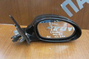 Bmw S1 E82 Coupe 2007-2011 ηλεκτρικά ανακλινόμενος καθρέπτης δεξιός μαύρος