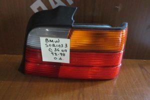 Bmw S3 E36 SDN 1992-1998 φανάρι πίσω δεξιό πορτοκαλί φλας