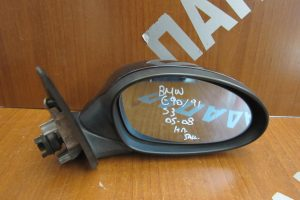Bmw S3 E90/91 2005-2008 ηλεκτρικός καθρέπτης δεξιός μπλε σκούρο 5 ακίδες