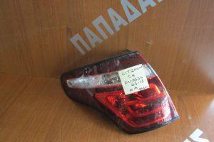 Citroen C4 Picasso 2007-2013 φανάρι πίσω αριστερό φιμέ