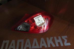 Opel Corsa D 3θυρο 2006-2014 φανάρι πίσω δεξιό