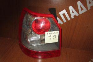 Land Rover Freelander 2007-2012 φανάρι πίσω αριστερό