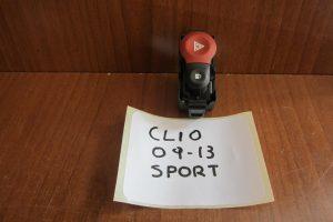 Renault Clio Sport 2009-2013 διακόπτης Αλάρμ