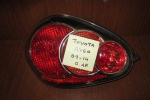Toyota Aygo 2009-2014 φανάρι πίσω αριστερό