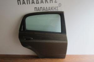 Fiat Grande Punto 2005-2015 πόρτα πίσω δεξιά καφέ