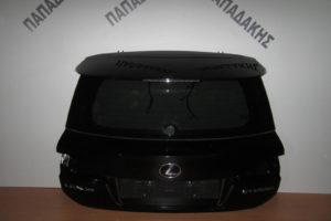 Lexus CT 200h 2011-2017 πόρτα μπαγκάζ μαύρη