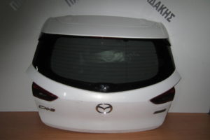 Mazda CX-3 2015-2017 πόρτα μπαγκάζ άσπρη