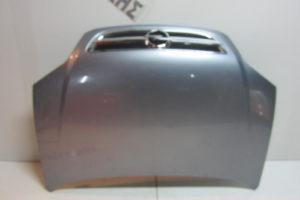 Opel Zafira A 1999-2005 καπό εμπρός ασημί