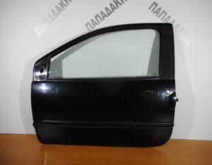 Renault Twingo 2007-2014 πόρτα αριστερή δίπορτη μαύρη