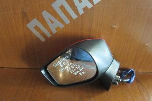 Subaru BRZ/Toyota GT86 2012-2018 καθρέπτης αριστερός ηλεκτρικά ανακλινόμενος κόκκινος 7 καλώδια