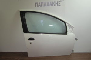 Toyota Aygo/Citroen C1/Peugeot 107 2006-2014 πόρτα εμπρός δεξιά άσπρη