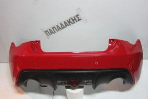 Toyota GT86 2012-2018 προφυλακτήρας πίσω κόκκινος αισθητήρες