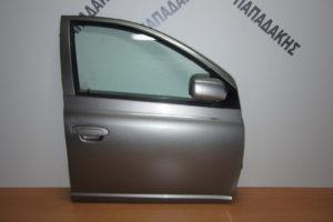 Toyota Yaris 2004-2006 πόρτα εμπρός δεξιά γκρι