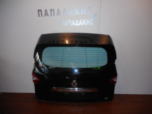 Renault Captur 2013-2018 πίσω πόρτα 5η μαύρη