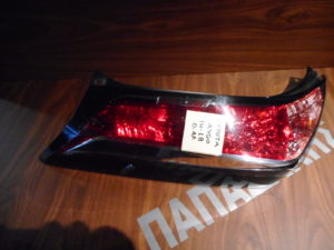 Toyota Aygo 2014-2018 φανάρι πίσω αριστερό LED