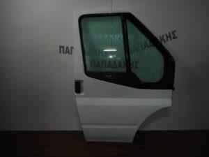 Ford Transit 2006-2013 πόρτα εμπρός δεξιά άσπρη