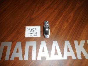 Hyundai Santa Fe 2000-2006 διακόπτης ηλεκτρικών παραθύρων εμπρός δεξιός