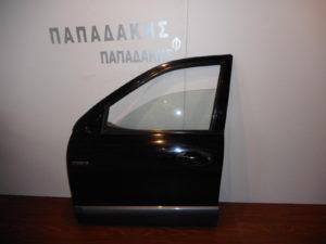 Hyundai Santa Fe 2000-2006 πόρτα εμπρός αριστερή μαύρη