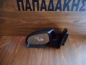 Hyundai i20 2008-2012 αριστερός καθρέπτης ηλεκτρικός μαύρος 3 ακίδες
