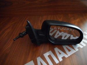 Hyundai i20 2008-2012 δεξιός καθρέπτης μηχανικός άβαφος