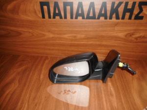 Hyundai i20 2008-2012 αριστερός καθρέπτης μηχανικός άβαφος